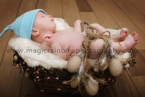 fine art baby photography