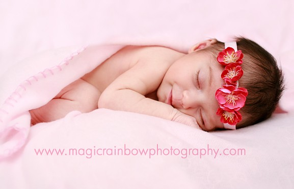High end baby photography in London