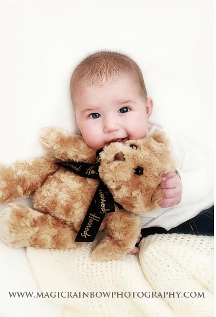 baby photography london_teddy bear