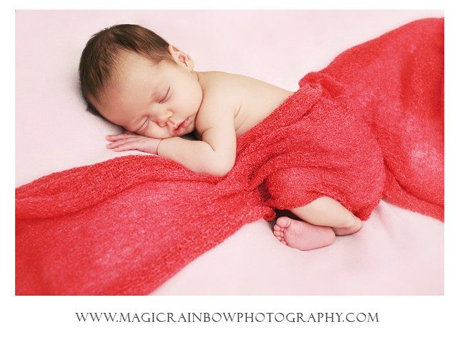 Baby photography gift voucher London