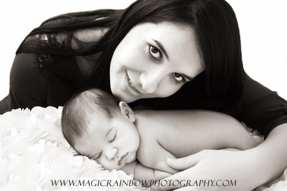 book a baby photo shoot in London