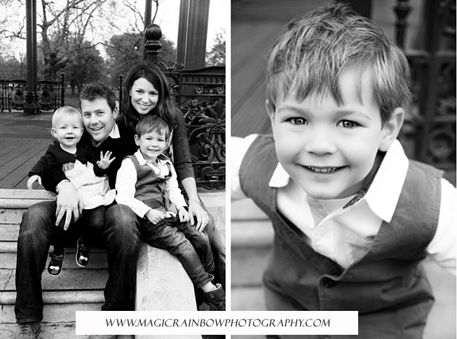 Clapham family photography