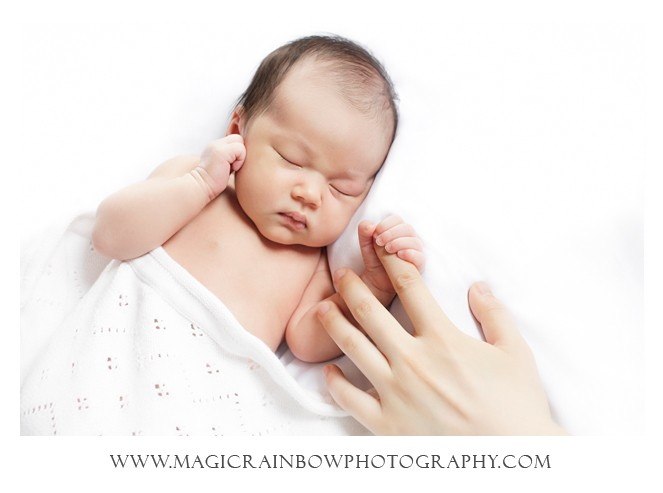 newborn photo shoot in central london